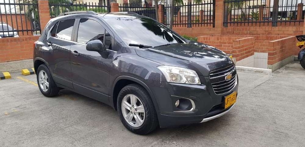 Chevrolet Tracker 2017 - 13000 km