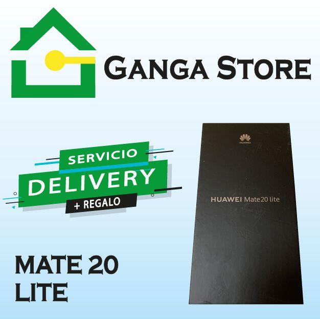 Celular Huawei Mate 20 Lite 4gb Ram