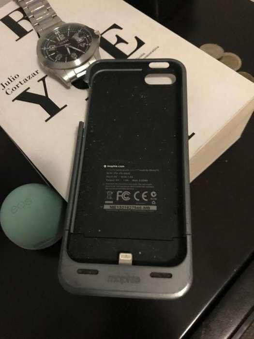 01ac5def021 Cargador Portatil <strong>mophi</strong>e iPhone 5/5s