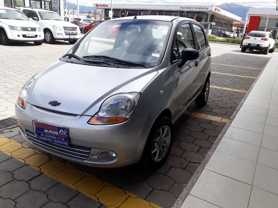 Chevrolet Spark 2012 - 119000 km