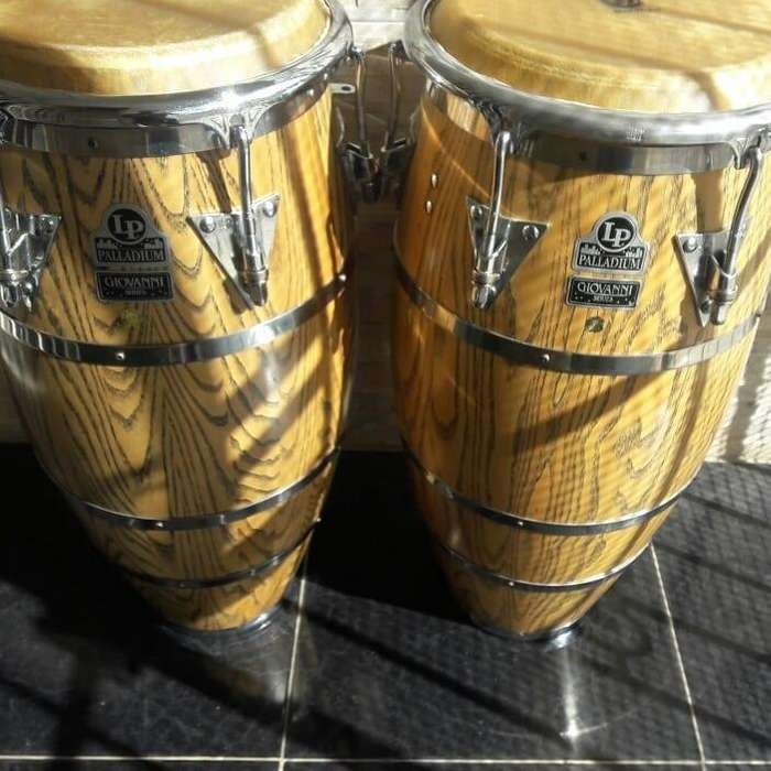 Congas Lp Giovanni Palladium Wood