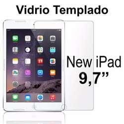Vidrio Templado New Ipad 2017 9,7 Pulgadas Rosario