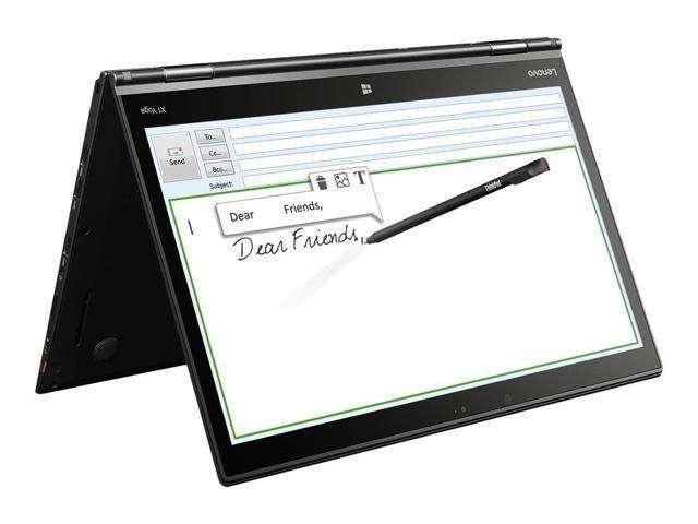 Lenovo Thinkpad X380 Yoga i7 8550U 8 ram ssd 256