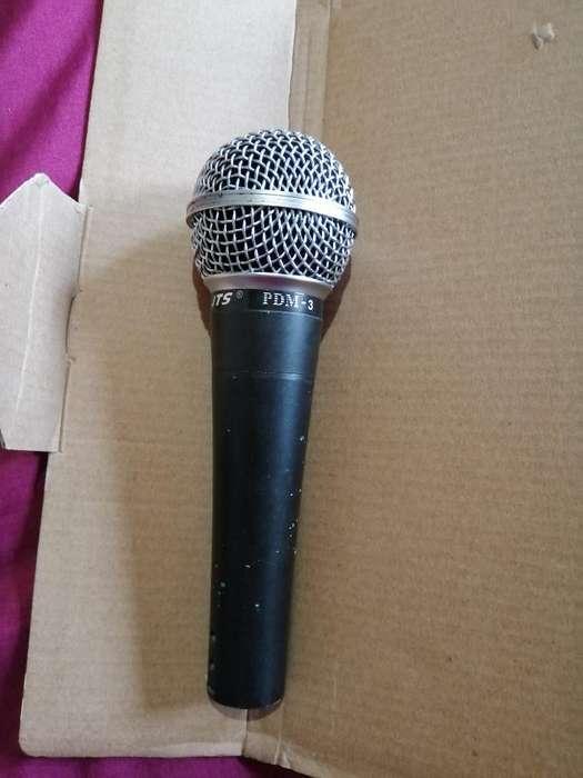 Microfono Jts Pdm 3