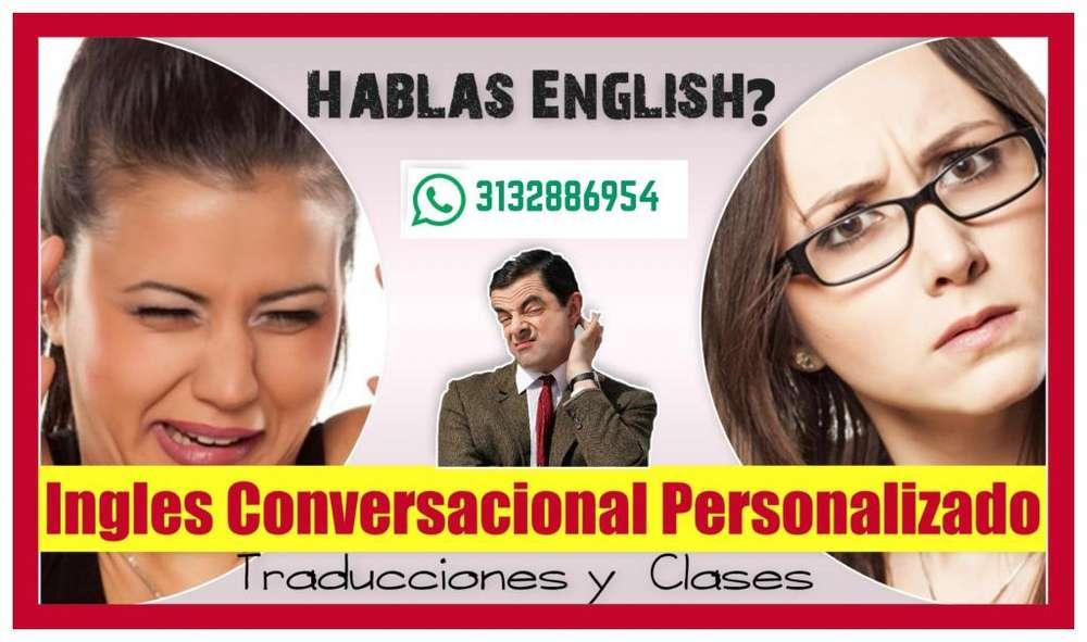 Traducciones y Clases Individualizadas de Ingles Conversacional para Jovenes y Adultos