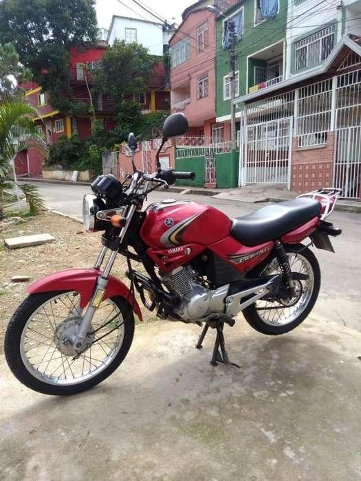 Motocicleta Yamaha Libero 125cc