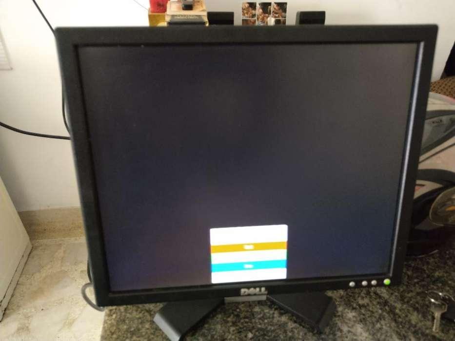 Vendo Monitor Marca Dell 17 Pulgadas