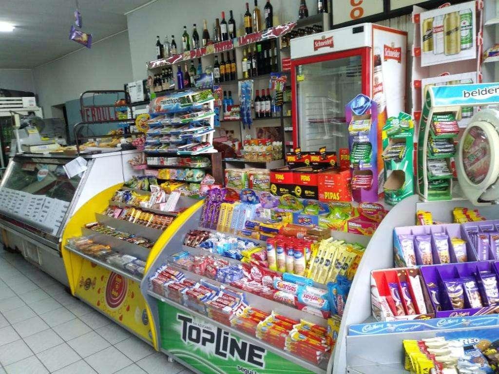 Minimarket a La Venta. Funcionando!
