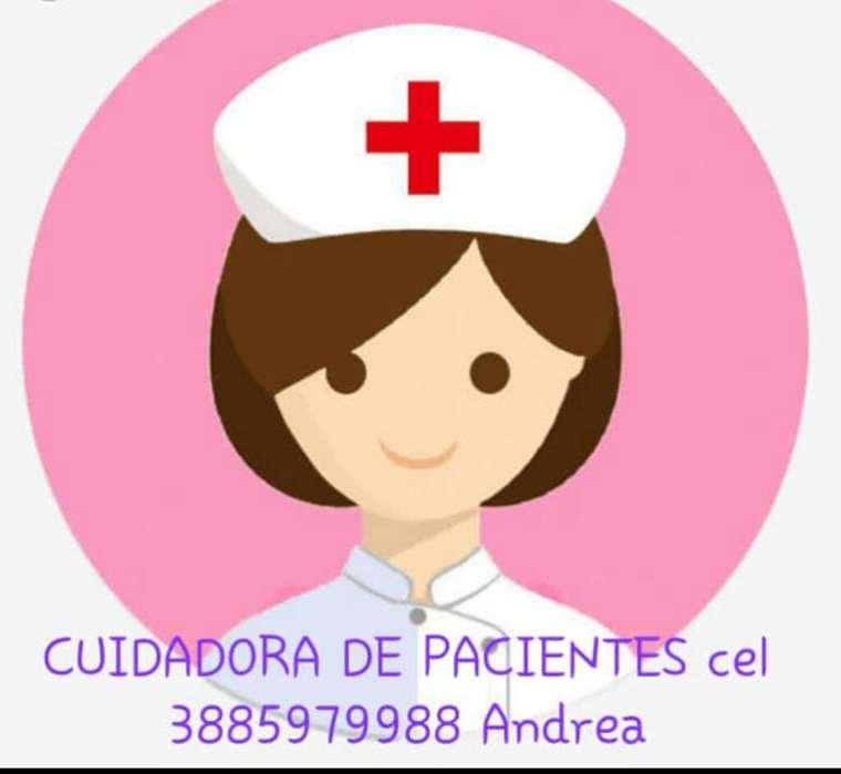 Cuidadora de Pacientes