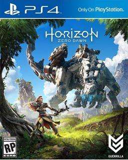 Se vende o cambia Hoirzon Zero Dawn PS4