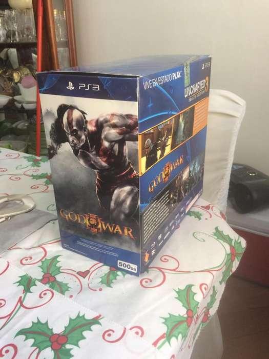 PlayStation 3, mas 12 discos de juegos Originales / Poco Uso
