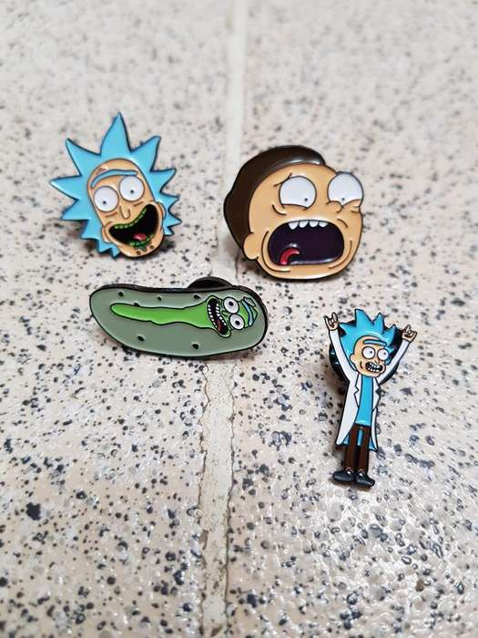 Pack Pines Rick And Morty