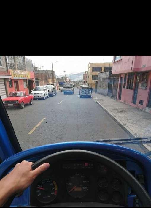 Chofer para Bus O Taxi