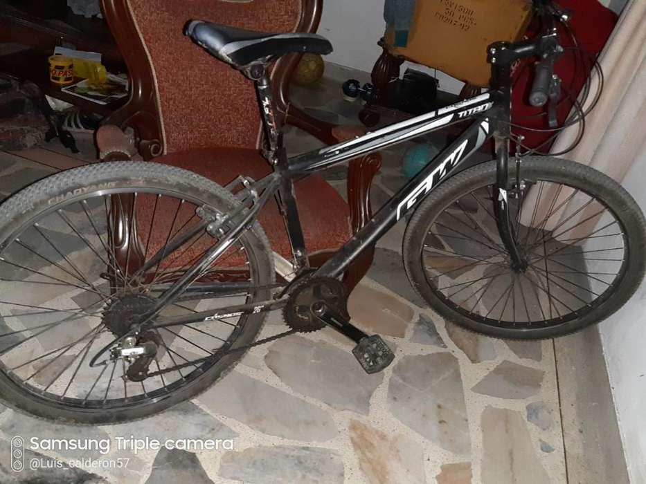 Vendo O Cambio Bicicleta Gw Cosmos