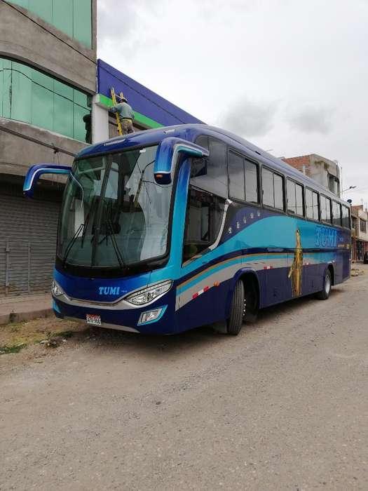 Bus Hyundai Aero Omnibus Año 2012