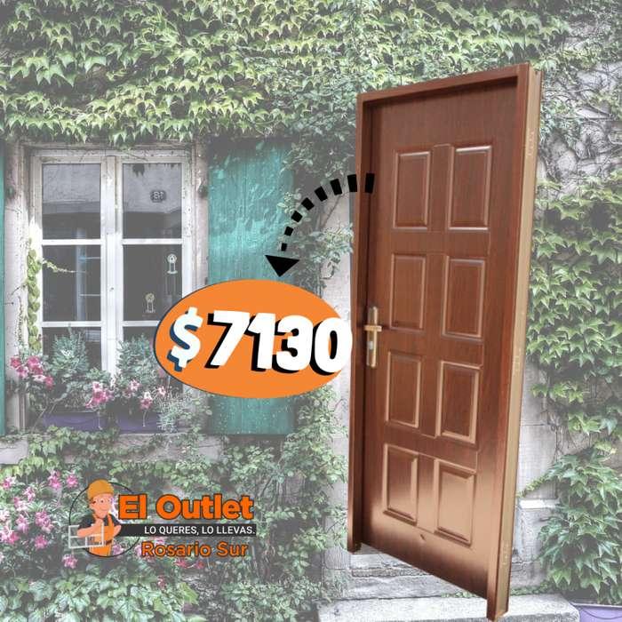 Esta puerta es un exito