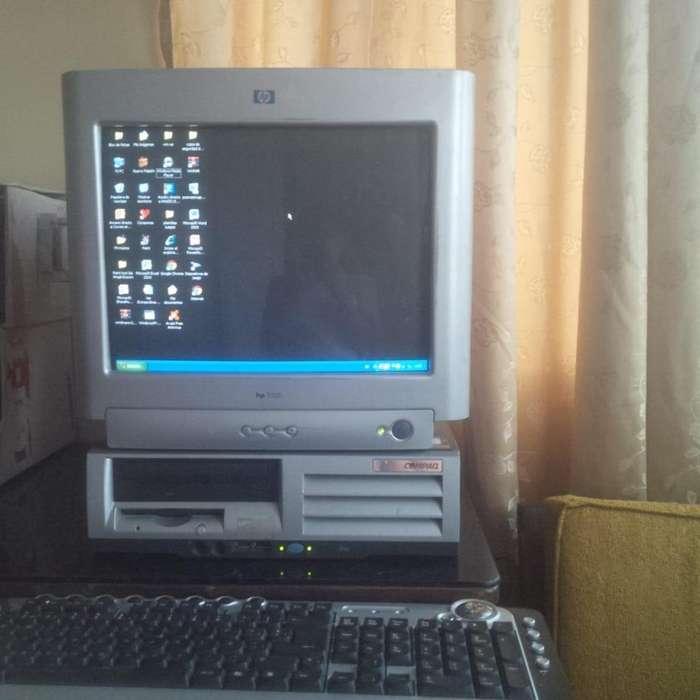 Vendo Flamante Computadora Compaq