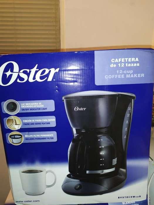Cafetera Oster Nuevas
