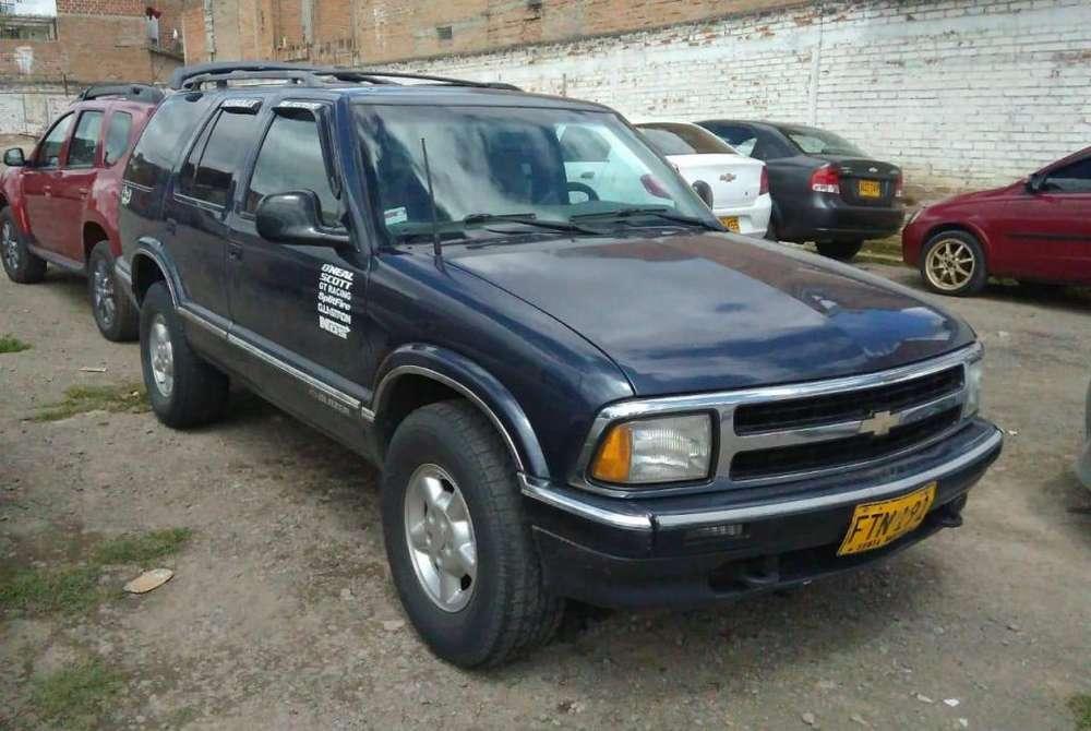Chevrolet Blazer 1995 - 186000 km