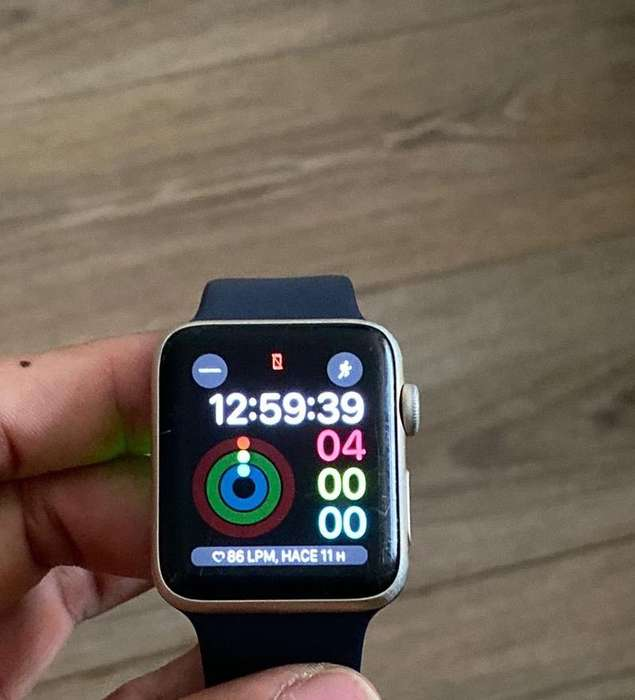 Vendo Apple Watch serie 2