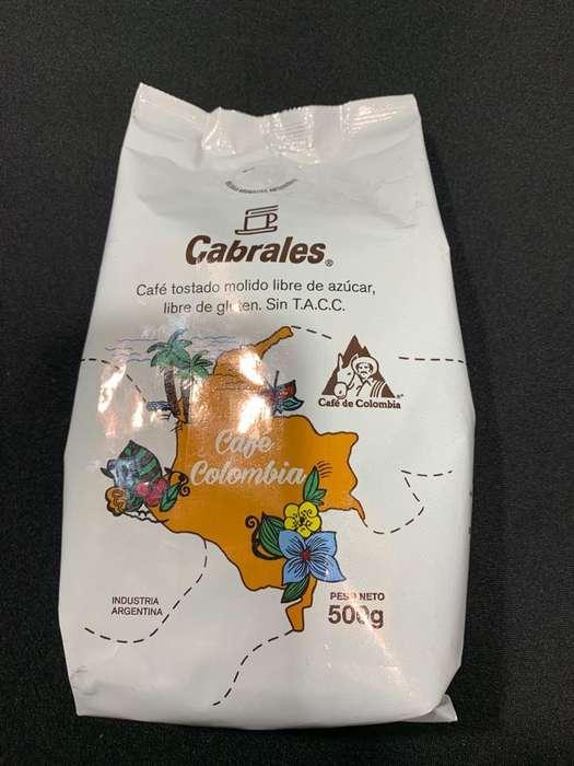 Café Cabrales Colombiano 500G