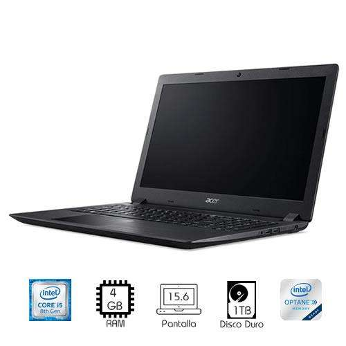 LAPTOP ACER ASPIRE A315-53 i5-8250U 20GB RAM 1TB 15.6