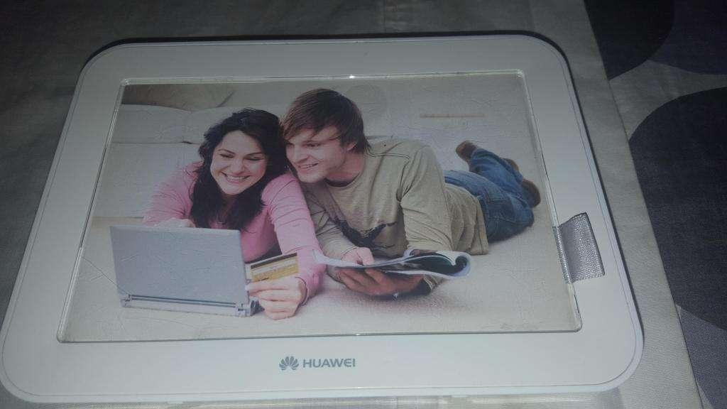 Router Huawei Wifi Con 4 Salidas Ethernet O Red EcholifeHG520c
