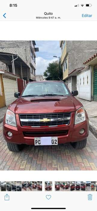 <strong>chevrolet</strong> D-Max 2013 - 74500 km