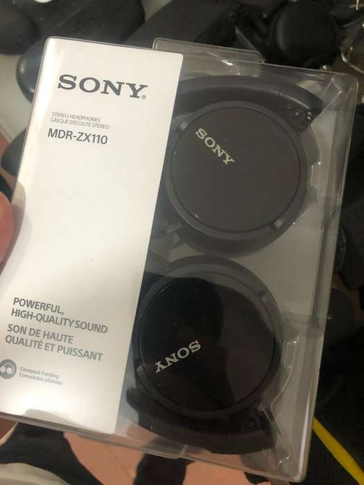 Audios Sony Mdr-Zx110