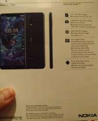 Nokia5.1plus Mas Funda Protectora