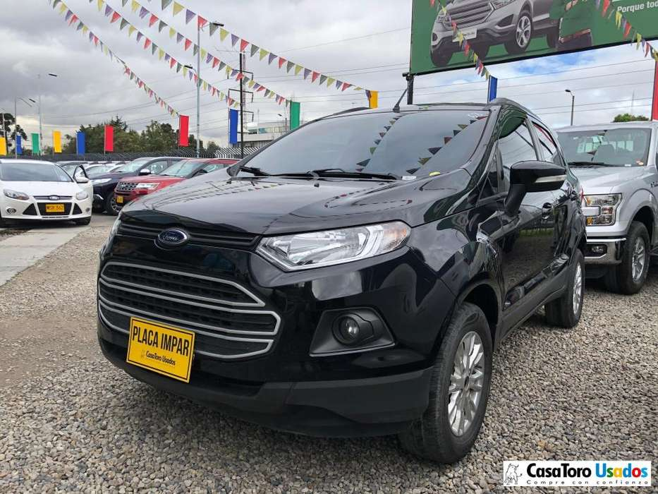<strong>ford</strong> Ecosport 2017 - 28369 km