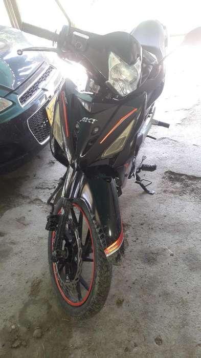 Moto Flex 125 Modelo 2012