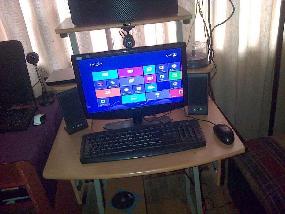 Computadora de Mesa Hp de 500 Gb