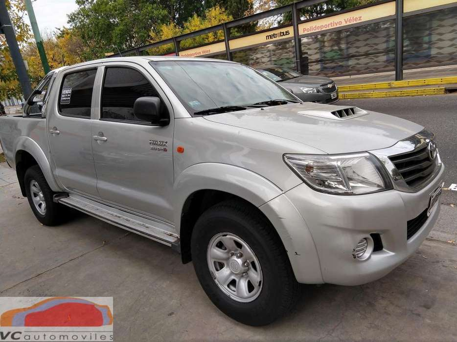 <strong>toyota</strong> Hilux 2014 - 126000 km