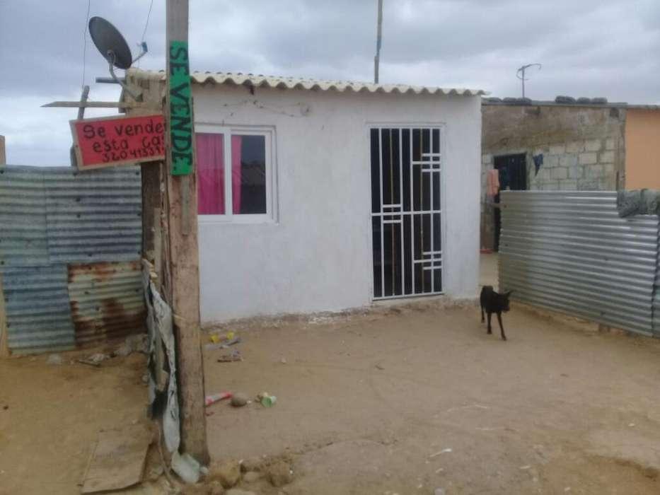 Vendo Casa en Uribia Barrio Abuchaibe