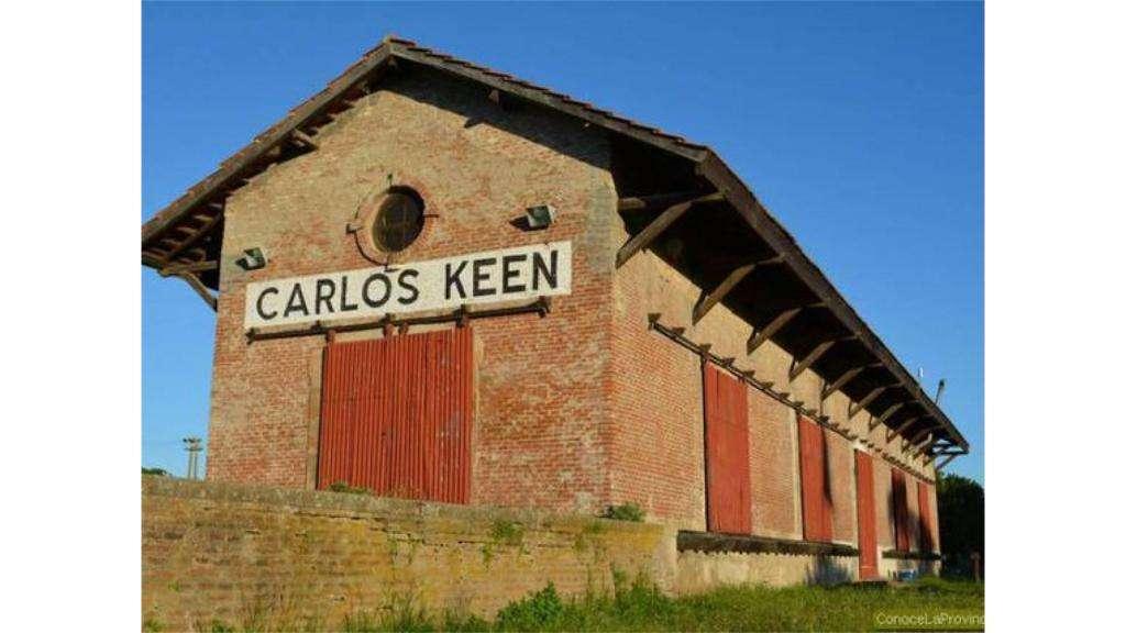 Carlos Keen, Lujan  100 - UD 29.000 - Terreno en Venta