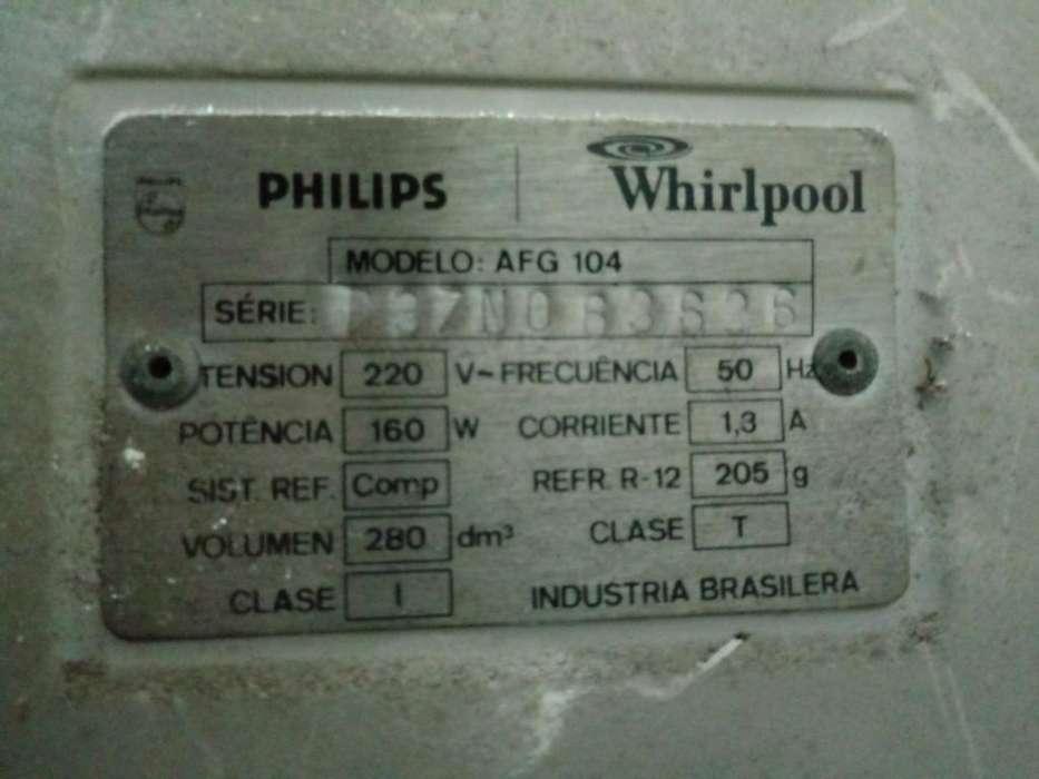 Freezer 5 Cajones Philips Whirpool