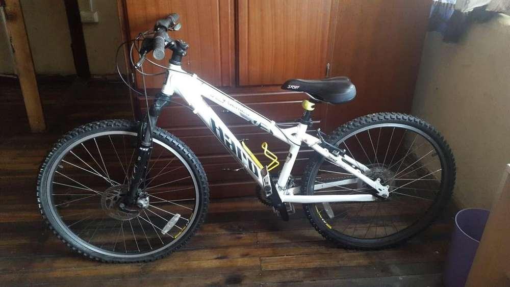 Bicicleta Haro V2