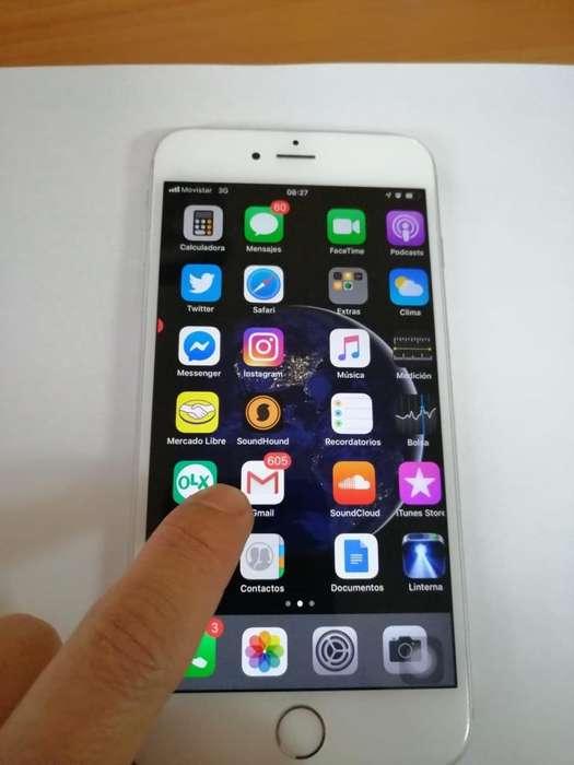iPhone 6S Plus de 64Gbs