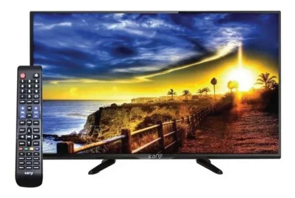 Smart Tv Kanji 32 Hd Unicamente Envios