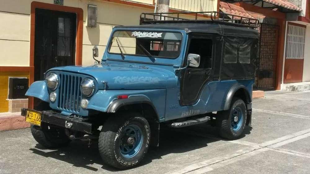 JEEP Willys 1980 - 111111 km