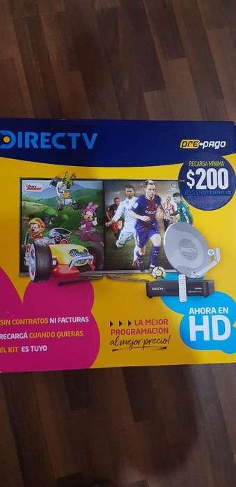 Vendo Antena Direc Tv. sin Tocon