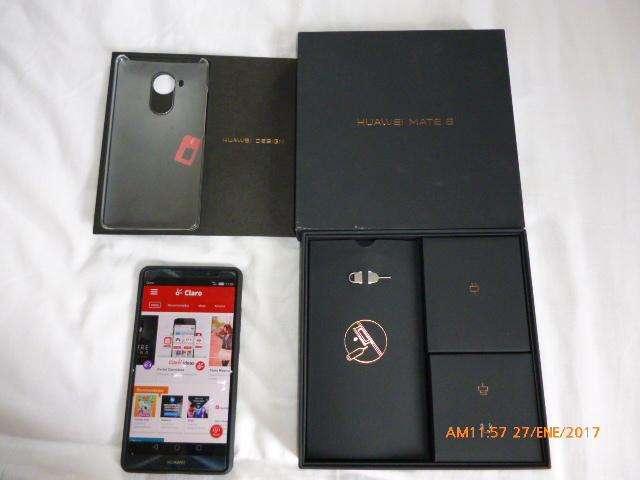 Vendo celular HUAWEI MATE 8