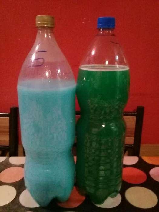 Suavizante Mas Jabon Liquido Ariel X2 Lt