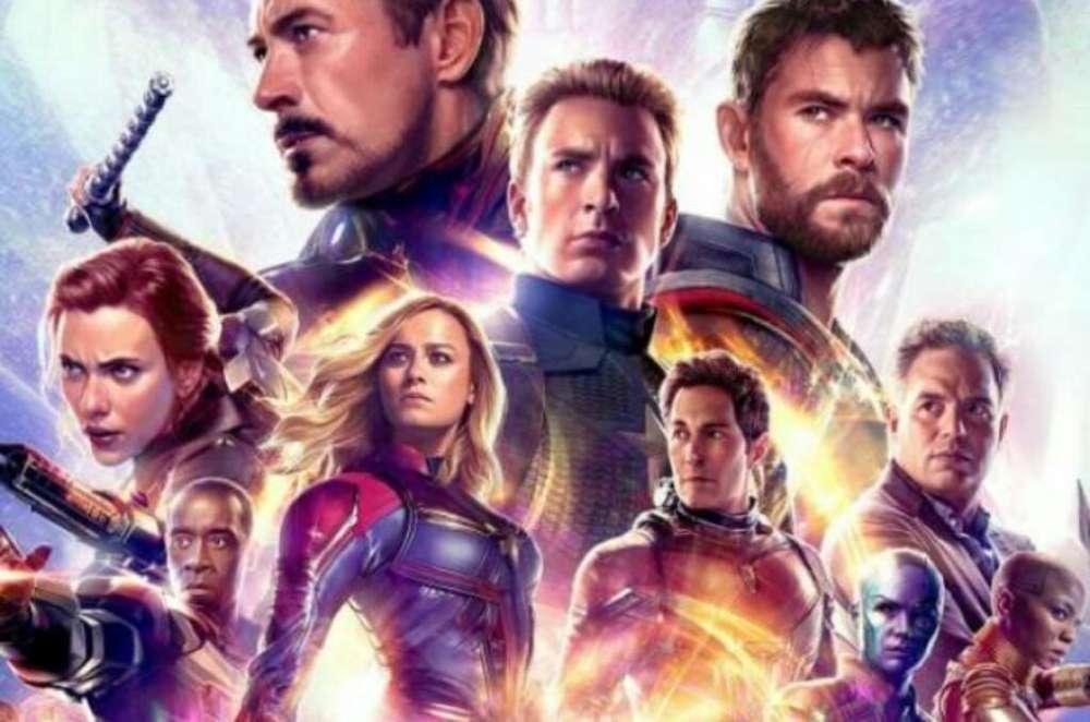 Saga Avengers Completa!!