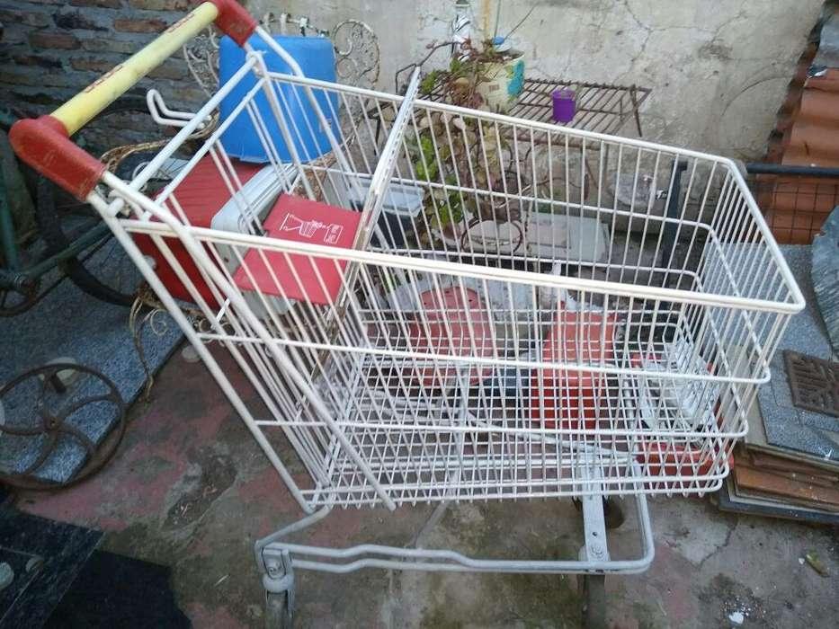 Chango de Supermercado Super Caddie