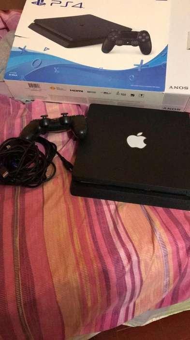 Ps4 1TbJoystickTodos Los Cables