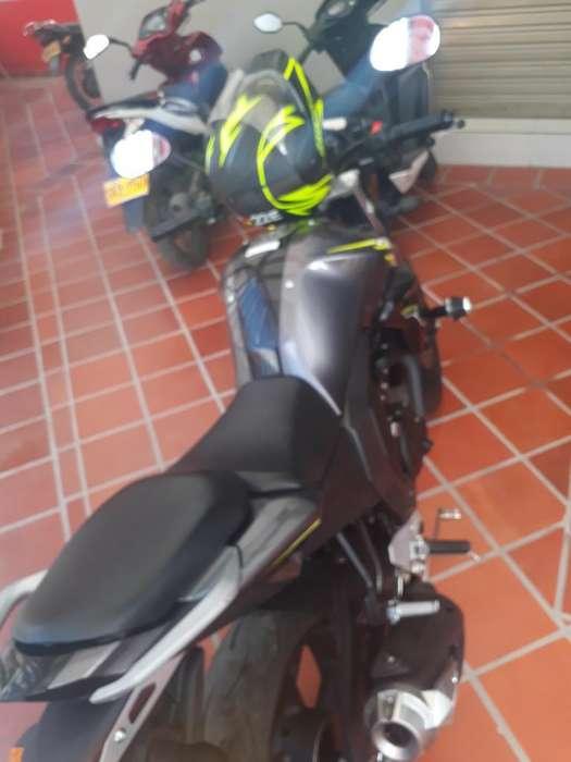por Motivo de Viaje Vendo Moto Fz 150cc.