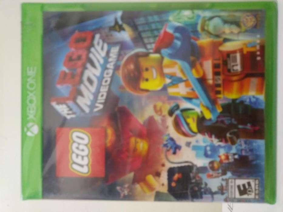 The Lego Movie Xbox One