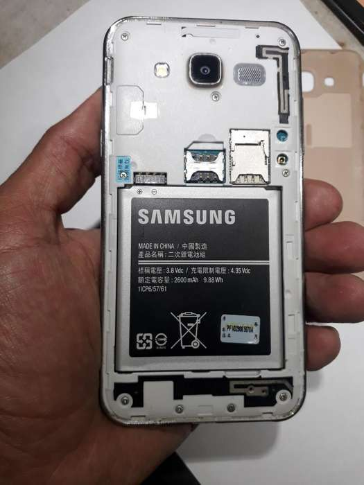 Vendo Samsung J5 Doble Sim Full Todi